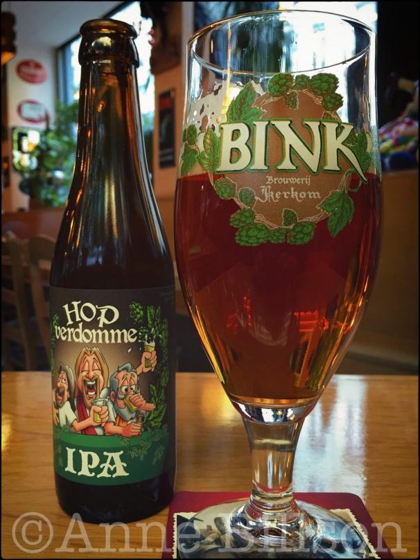Hop Verdomme, 7%: Bier Circus,