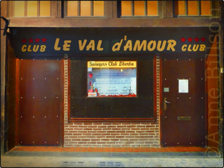 Le Val d'Amour: Greepstraat 11, Brussel.