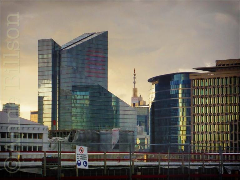 Van Congresplaats: Congresplaats, Brussel.