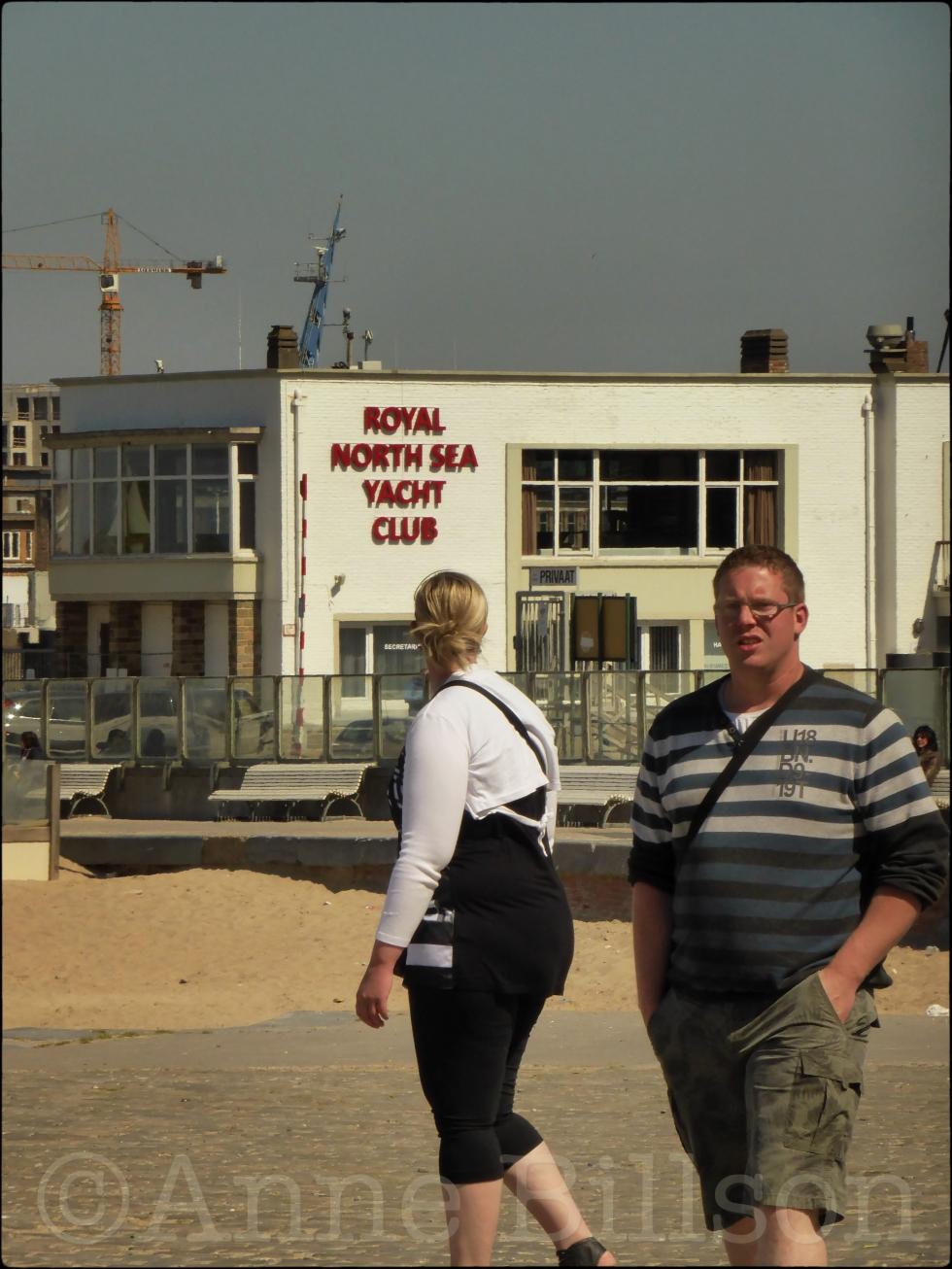 Royal North Sea Yacht Club bis: Montgomerykaai, Oostende.