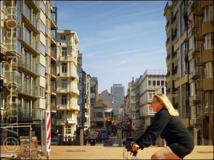 Vlaanderenstraat: Oostende.