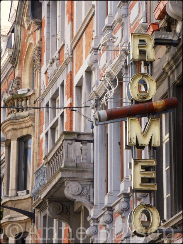 Romeo: Rue de Marchovelette 27, Namen.