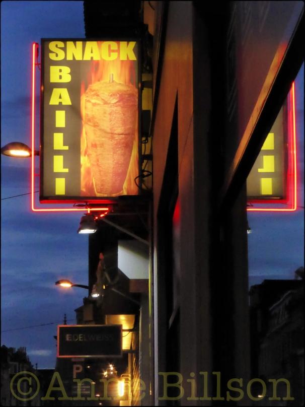 Snack Bailli: Baljuwstraat, Elsene.