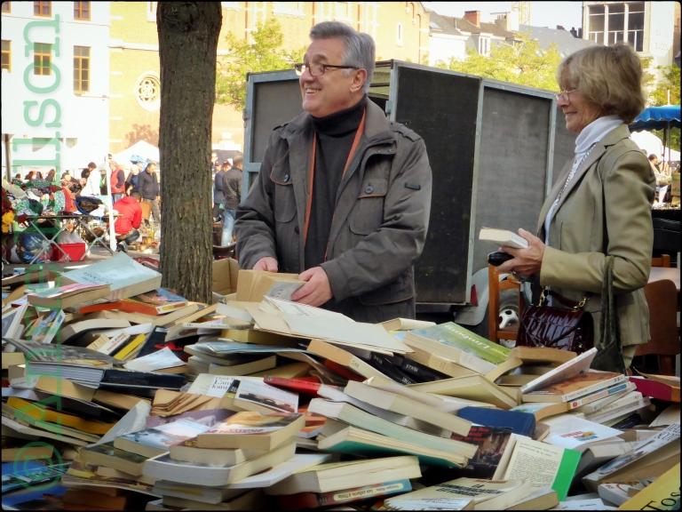 Boeken: Vossenplain, Brussel.