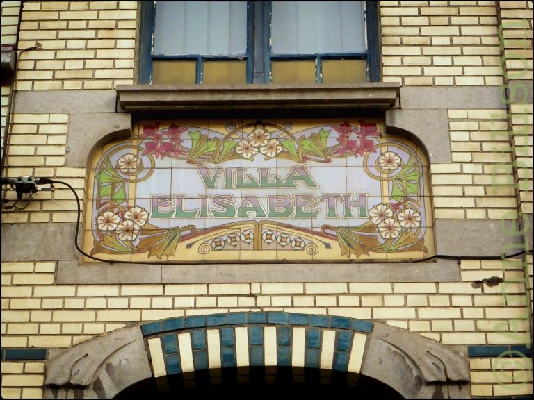 Villa Elisabeth: Prinses Clementinalaan, Gent.