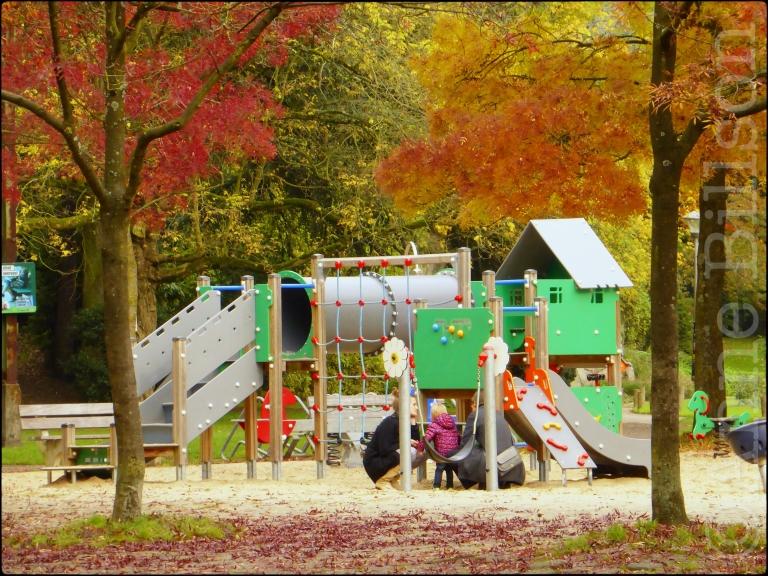 Speelplaats: Citedelpark, Gent.