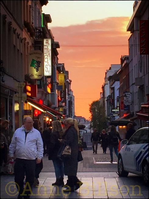Au boeuf gros sel: Jourdanstraat, Sint-Gillis.
