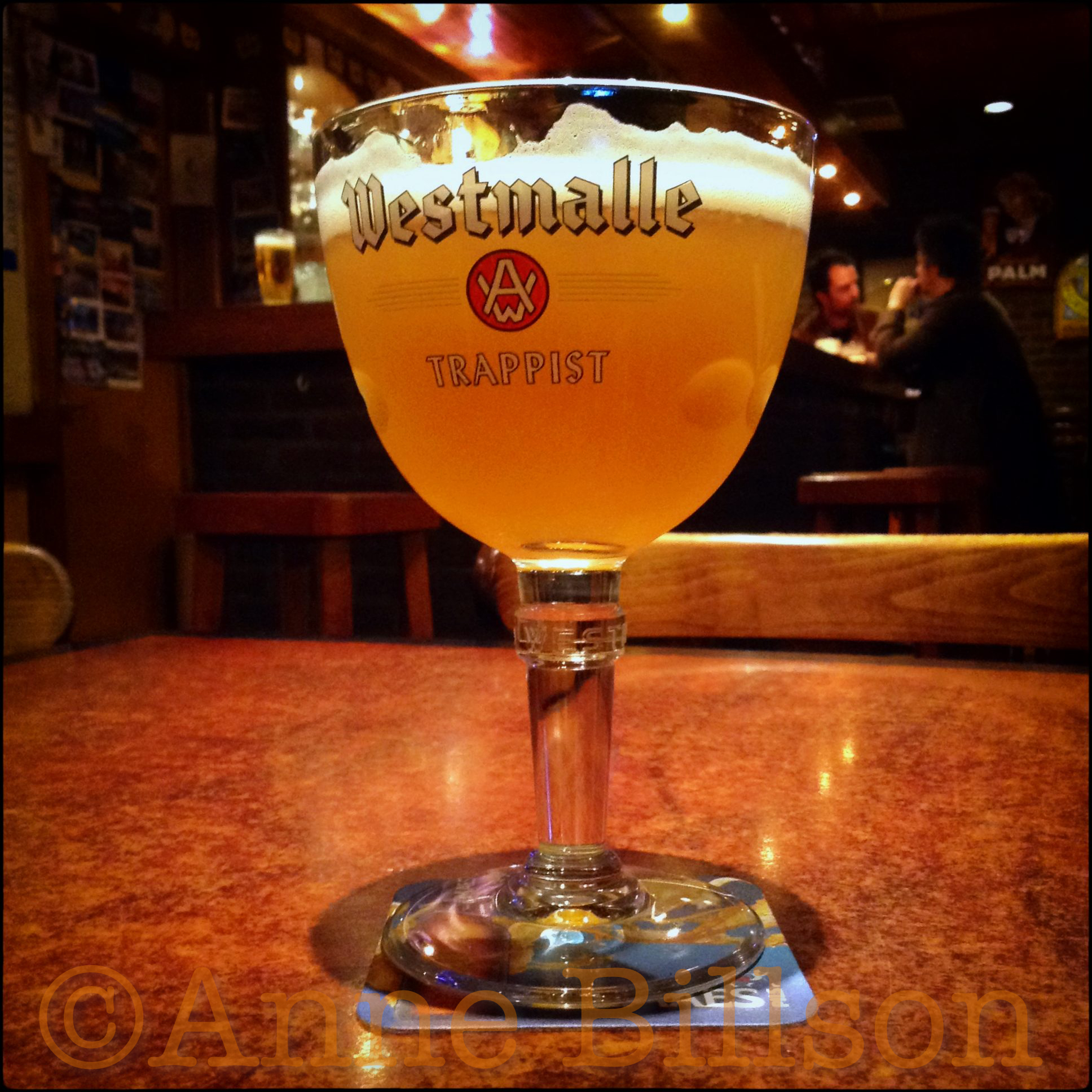 westmalle chat Take the opportunity to taste and learn and chat with fellow beer lovers about what makes these styles of belgian beers oh-so-special westmalle trappist - triple.