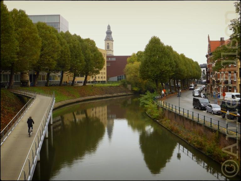 Van Terplaetenbrug: Ter Platen, Gent.