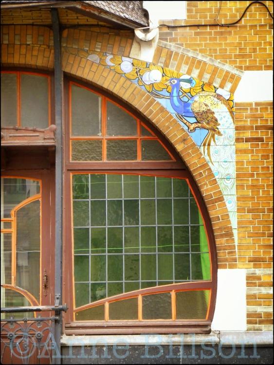 Pauw: Prinses Clementinalaan, Gent.