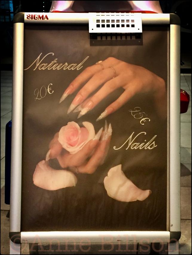 Natural nails: Bascule, Elsene.