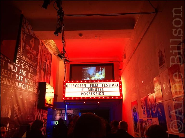 Offscreen 2016: Cinema Nova, Arenbergstraat 3, Brussel.