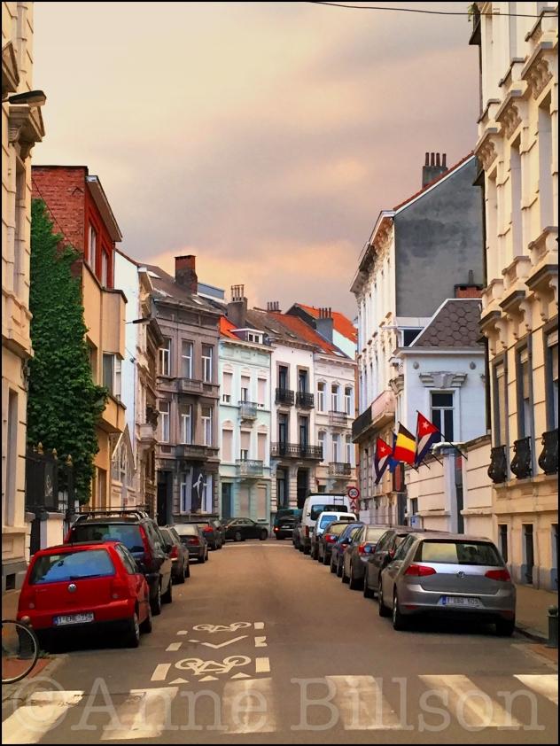 Faiderstraat: Sint-Gillis.
