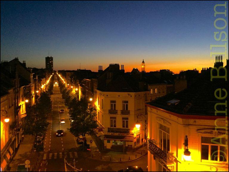 Hete nacht in augustus: Ducpétiauxlaan, Sint-Gillis.