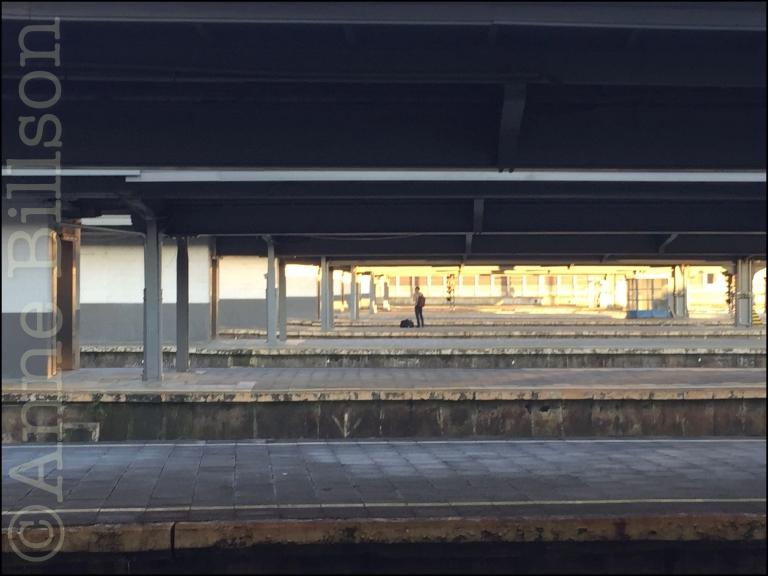 De passagier: Brussel-Zuid, Fonsnylaan, Sint-Gillis.