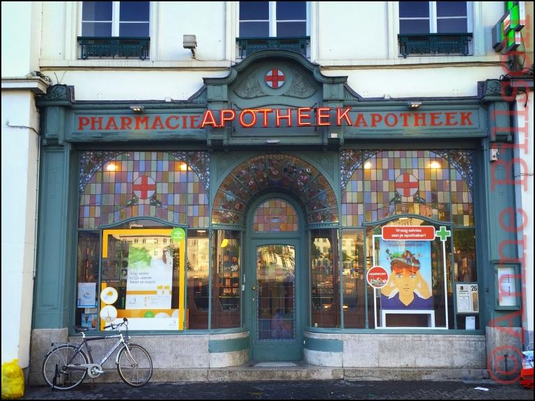 Vraag advies: Sint-Pietersplein, Gent.