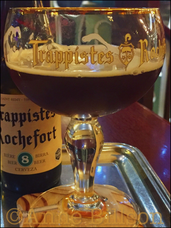 Rochefort 8 (9.2%): Le Trappiste, Gulden-Vlieslaan 3, Elsene.