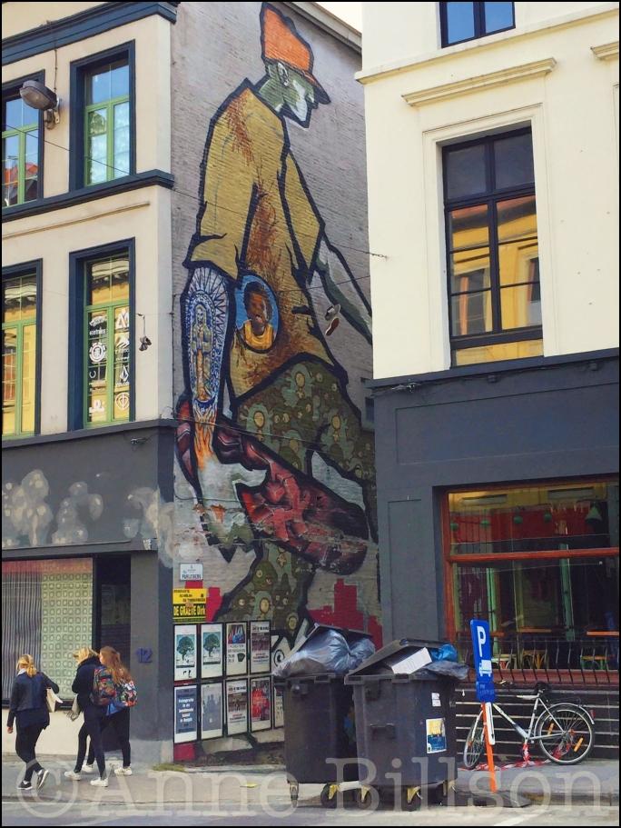 Parijsberg: Gent.